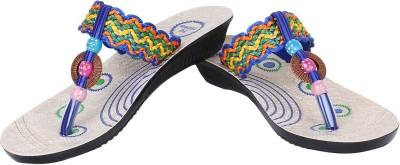 Bersache Women Multicolor Flats