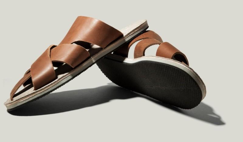 Zovi Men Brown Sandals