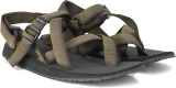 Wildcraft Men Olive Sports Sandals