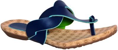 FatDuck Women Blue, Green Flats