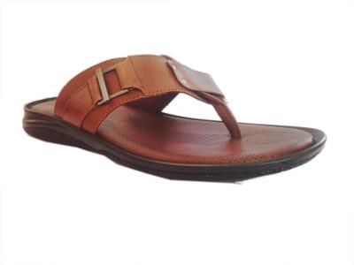 EGOSS Men Tan Sandals