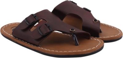metmo Men, Boys Brown Sandals
