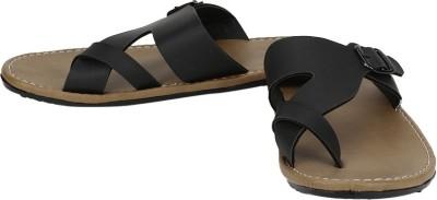 KZAARA Men Beige Sandals