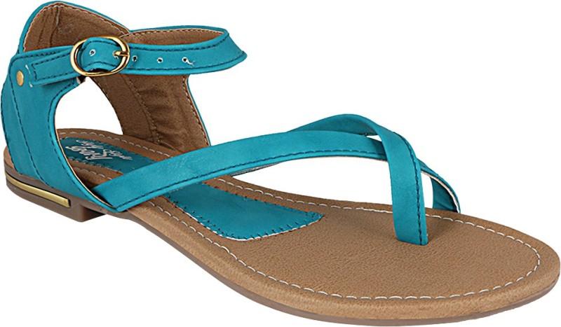 Style Buy Style Women Blue Flats