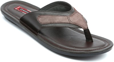 Gressum Men Brown Sandals