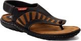 Levon London Men Brown Sandals