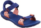 Stylos Men Blue Sandals