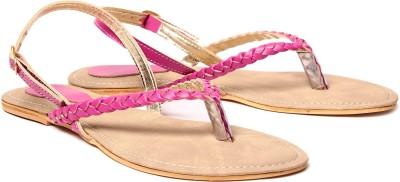 Nell Women Pink Flats