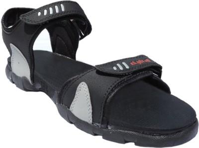 Elligator Boys Black Sandals