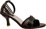 Bellorita Women Black Heels