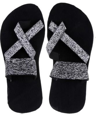 Tripssy Men Grey Sandals