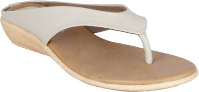 Legsway Women Beige Flats