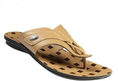 Toyto Men Camel Sandals