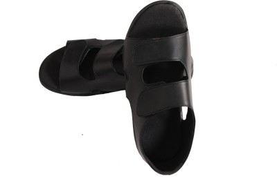 V2heal Vfw-M9bl Men Black Sandals