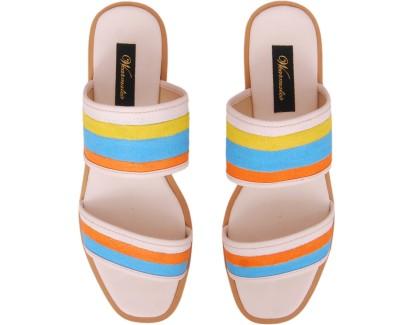 Wearmates Women Multicolor Flats