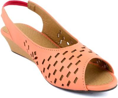 Addic Women Pink Wedges