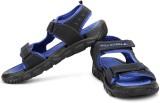 High Sierra Men Blue, Black Sandals