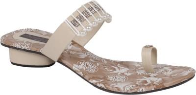 Sapyork Women White Heels