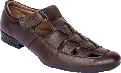 Magnolia Men Brown Sandals