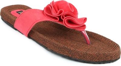 Cute Feet Women Pink Flats