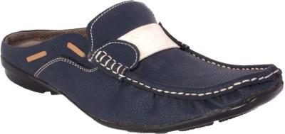 Vajazzle Men Blue Sandals