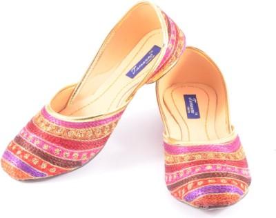 Tamanna Girls Multicolor Heels