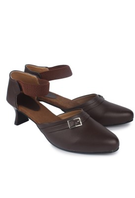 Anaya Women Brown Heels