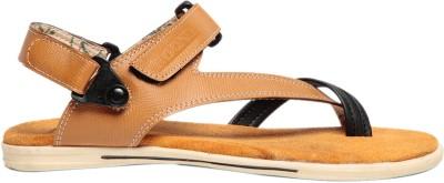 Pede Milan Rooney-Wood 1-Beige Men Beige Sandals