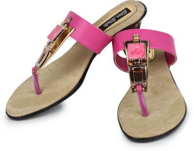 Star Style Women Pink Heels