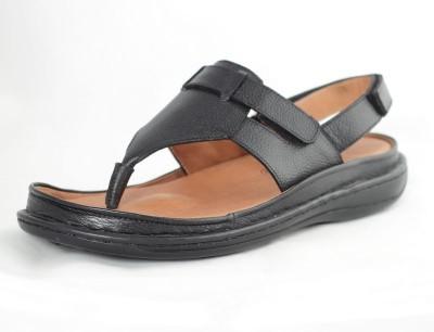 Andre Gerdes Men Black Sandals