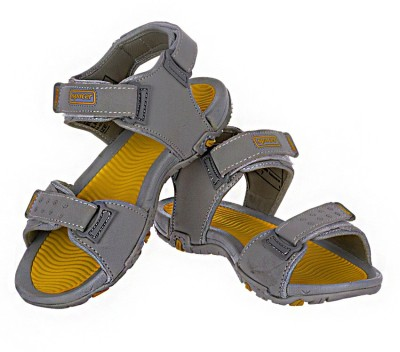 Per Te Solo Romeo Men Grey Sandals