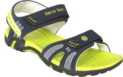 Bacca Bucci Men Green Sandals