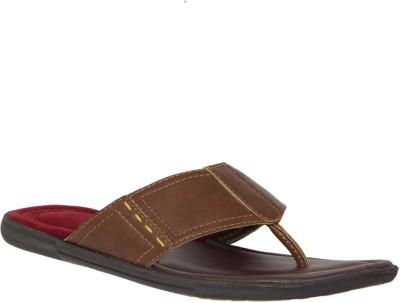 Randier Men Brown Sandals