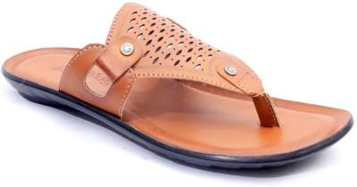 Leeway Men Tan Sandals