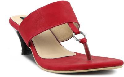 Kz Classics Women Red Heels