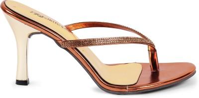 Bellafoz Women Brown Heels