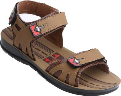 VKC Men Tan Sandals