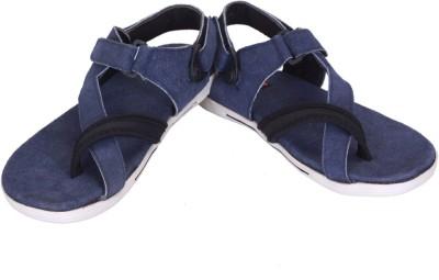 Franklien Men Blue Sandals