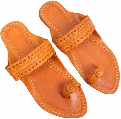 Sushito Women Orange Flats