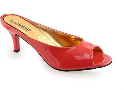 Aashka Women Red Heels