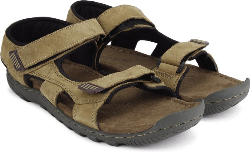 Woodland Men CAMEL Sandals
