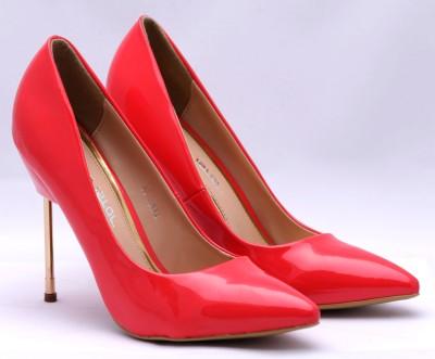 Touristor Liah Women Red Heels
