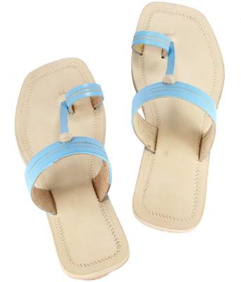 Ekolhapuri Women Blue Heels