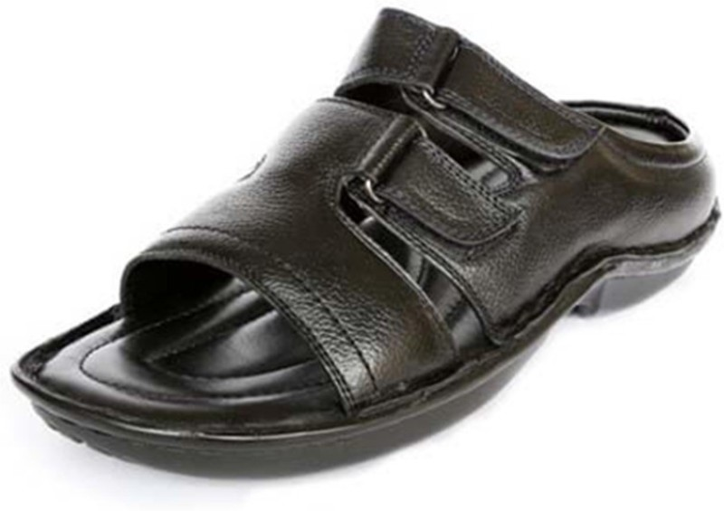 Style Factor Men Black Sandals SNDEHF4YMBXGFQZ6