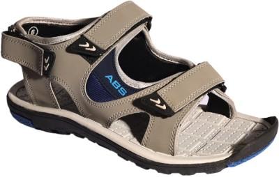 ABS Men Black Sandals