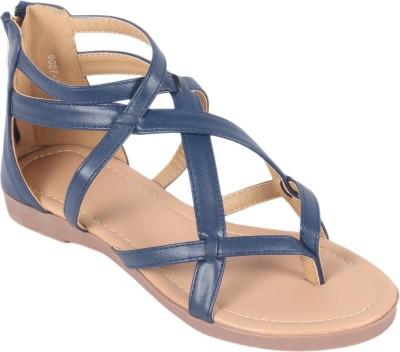 Rialto Women Blue Flats