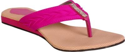 Duppy Women Pink, Pink Flats