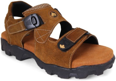 FBT Men Tan Sandals