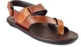 Redmond Men Tan Sandals