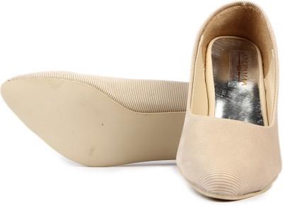 Anupamaa Creamy Bellies Girls White Heels